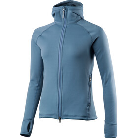 Houdini Power Jacket Women blue